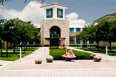 Fau Entrance Jpg Florida Atlantic University