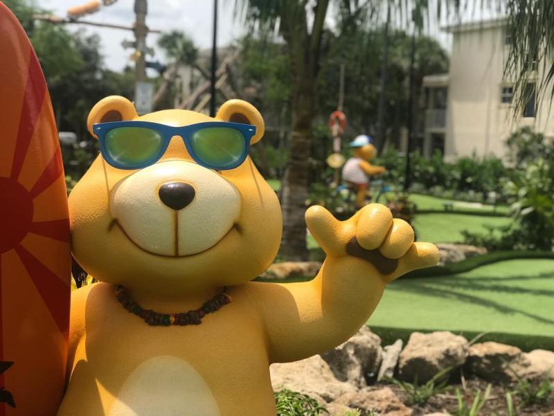 Golden Cub Mini Golf | Abacoa POA