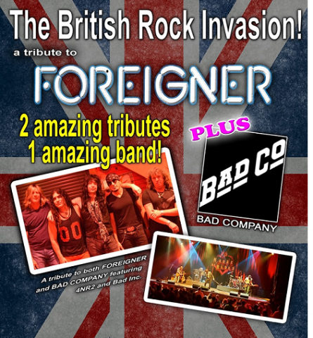 A Tribute to Foreigner