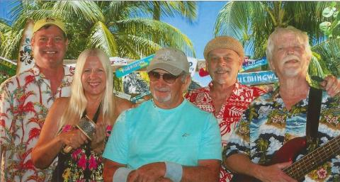 Caribbean Chillers Jimmy Buffet Tribute Concert Abacoa Amphitheater June 19, 2021