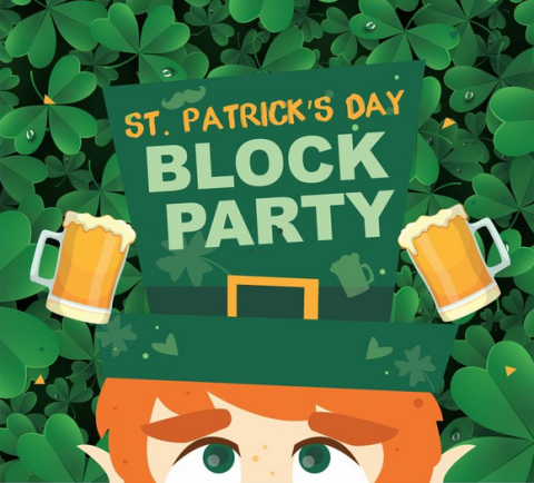 Abacoa St. Patrick's Day Block Party