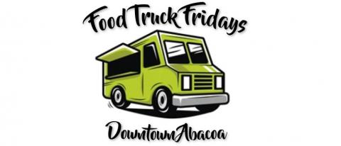 Food Truck Fridays Downtown Abacoa logo