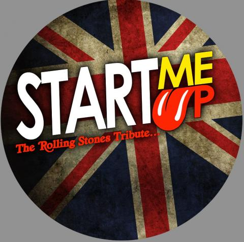 Start Me Up - The Rolling Stones Tribute Band logo