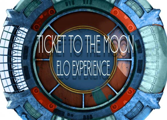 Ticket to the Moon ELO Tribute Band logo